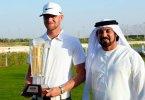 Joshua White 2014 Mena Golf Tour