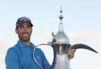 Alvaro Quiros 2011 Dubai